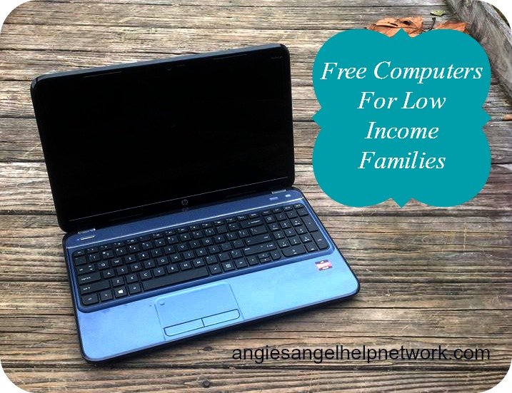 Free Computers For Low Income Families