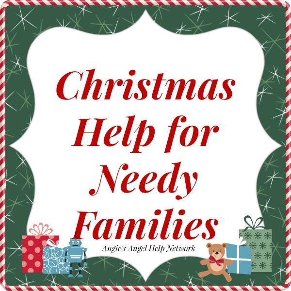 Donating Christmas Gifts: Christmas Help For Needy Families