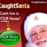 iCaughtSanta.com Review and Giveaway