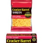 $1 off 2 Cracker Barrel Cheeses