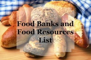 Food Banks and Food Resources