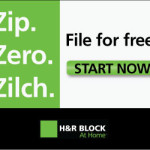 FREE to File your federal tax return using H&R Block