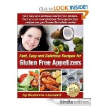 FREE Kindle Download 51 Amazing Gluten-Free Appetizer Recipes