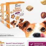 Free Sample of Beneful Baked Delights Dog Treats