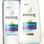 Free Sample of Pantene Aqua Light Shampoo & Conditioner