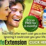FREE 6 MONTHS OF Life Extension Magazine