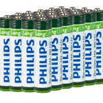 $7.99 FREE Shipping! 24-Pack: Philips Long-Life AAA Batteries!