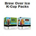 FREE Sample of Brew Over Ice K-Cups!