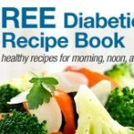 NEW Free Diabetic Recipe Book!