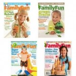 FREE 20 Issues of Family Fun Magazine