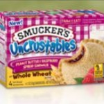 Enter for a chance to win a coupon for a free box of Smucker's Uncrustables Sandwiches, plus more!