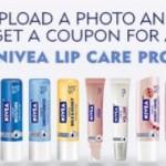 FREE Nivea Lip Care Product first 150,000