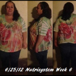 My Nutrisystem Journey to a Healthier Me #NSNation DOWN 1pds!