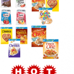 $3.50 off on Cereal & Yogurt!