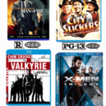 8 NEW DVD Coupons $24 in Savings!