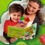 Apply to host a LEGO DUPLO Read & Build Party