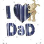 FREE Customized Fathers Day Card