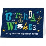 FREE Birthday Card from Treat