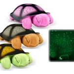 $9.99 Music & Star Constellation Turtle Nightlight with 4 Colored Light Modes and 4 Musical Selections!