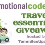 Promotionalcodes.com Travel Essentials Giveaway