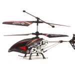 $19.99!! (REG. $99.99) HammerHead Pro Series 4-Channel RC Helicopter w/ Built-In Gyro & Omnidirectional Banking Flight Control!