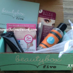 Just got my first Beauty Box 5 Retail Value of $84.99!