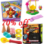 HOT 70% Off or More Toys & Games!