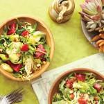 Citrus-Avocado Salad 232 calories!