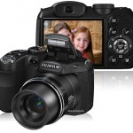 $99.99 FREE Shipping! Fuji FinePix Digital Camera with 14MP Resolution, 18x Optical Zoom, Viewfinder & Dual Image Stabilization!