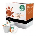 FREE sample of Starbucks K-Cup Packs