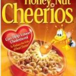 FREE sample of Honey Nut Cheerios