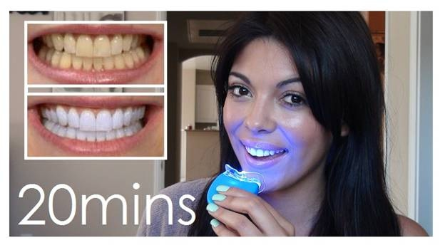 GLO Brilliant Deluxe Teeth Whitening Device Kit with Patented Blue LED Light & Heat Deals of the Day· Shop Best Sellers· Fast Shipping· Read Ratings & Reviews.
