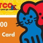 Win a $100 Petco Gift Card every week!!