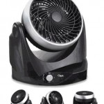 Ozeri Brezzall Dual Oscillating Fan Review