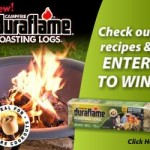 WIN A Brand New Fire Pit For Your Backyard And A Supply Of Duraflame!