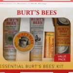 $0.39 for ESSENTIAL BURT'S BEES KIT + SHIPPING