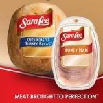 $1.00/1 Sara Lee on 1/2 lb.of meat