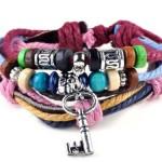 Suffer Hemp PU Leather Bracelets $2.99 Shipped!