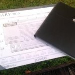 Shoplet Weekly/ Monthly Planner and Desk Calendar Review