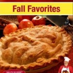 Mr. Food Fall Favorites, featuring 55 pages of Fall recipes