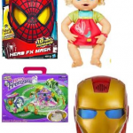 $54 in Toy Coupons Spider-Man, Furreal Friends, Iron Man, Playskool, Baby Alive, Play-Doh, Sesame Street, Little Pony and More!!