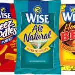 $0.75 off and 2 Wise Snacks Bags