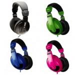 Vibe Sound DJ Style Noise Reduction Headphones $6.96 Shipped!!!