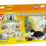 Sunny Seat Cat Window Bed Review