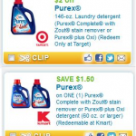 $3.50 off Purex Coupons