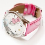 $5.50 FREE Shipping!! Hello Kitty Watch + Hello Kitty Pouch