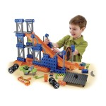 $26.54 (reg. $49.99) 41% off!! TRIO Hot Wheels Stunt Ramp Builder