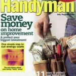 Family Handyman Magazine for just $4.99/year (75% off) Today Only!