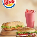 FREE Burger King Whopper, chicken sandwich or smoothie!!