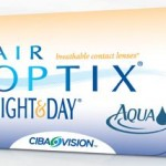 Get a free trial pair of Air Optix contact lenses.